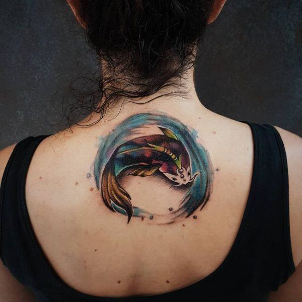 120 Jaw Dropping KOI Fish Tattoo Designs & Their Meaning